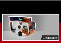 Trade Show Displays, Booths, Exhibits, Kiosks, Tradeshow Solutions Chicago - Illinois, IL