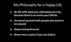 Sam Berns's (teenager with progeria) good advice for a happy life. Sadly, he has since passed away :(