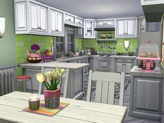 The Sims Resource: Rose Hill Cottage by