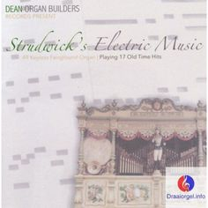 Strudwick's Electric Music 49 Keyless Gavioli Fairground Organ playing 17 Old Time Hits - Draaiorgelshop