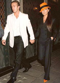 David and Victoria Beckham - David and Victoria Beckham's Best Moments - Celebrity - Marie Claire