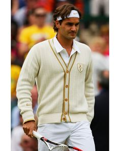 GQ: The Most Stylish Mens Tennis -- Roger Federer