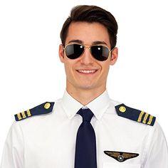 Pilot Costume Accessory Set | Crewiser.com
