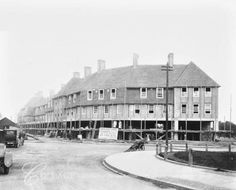 Green Lane and Middleton Road on St Helier Estate Carshalton Surrey England in 1930 Sutton England, Sutton Surrey, Saint Helier, Red And White Setter, Croydon, Chicken Curry, Local History, West London, Old Photos