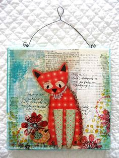 Altered art collage from: (EfemeraInk: And Now.......)