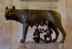 Top 10 important events in Ancient Rome history 10. Roman Empire Begun in 753 BCE brothers Romulus and Remus  Read more: http://www.ancienthistorylists.com/rome-history/top-10-important-events-ancient-rome-history/#ixzz3UJZiSjYN