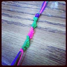 Friendship bracelets. Fun way to work on hand-eye coordination with older kids. And cheap plastic lace from Dollar Tree makes it easy to undo if they make a mistake.