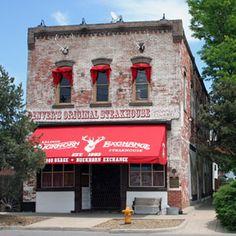 Buckhorn Exchange Denver c. 1893