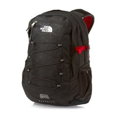 The The North Face Charcoal/Black Ballistic Nylon Borealis Laptop Backpack  is a top 10 member favorite on Tradesy.
