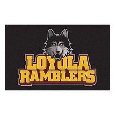 FANMATS Collegiate NCAA Loyola University Chicago Doormat