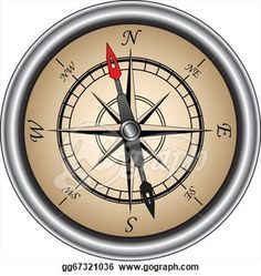 directional compass clipart - Google Search