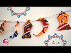 DIY Ramadan decoration - fanoos Khayameya - make lantern with Festive red Khayameya fabric decorating by Islamic patterns and colors - Hand made lantern Diy Arts And Crafts, Crafts For Kids, Diy Crafts, Ramadan Cards, Ramadan Activities, Islamic Patterns, Ramadan Decorations, Free Printables, Lanterns