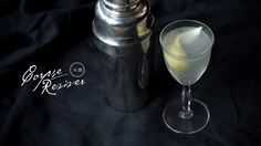 Corpse Reviver No. 2 from the Savoy Cocktail Book (featured on Pernod Absinthe)