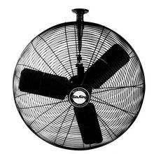 """View the Air King 9335 30"""" 7400 CFM 3-Speed Industrial Grade Ceiling Mount Fan at Air King @ VentingDirect.com."""