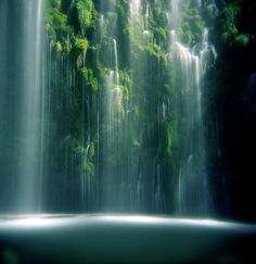 Mossbrae Falls In Sunlight Photograph by Zeb Andrews - Mossbrae Falls In Sunlight Fine Art Prints and Posters for Sale