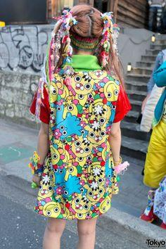 90884 Dress in Harajuku