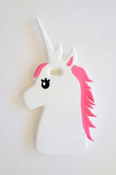 iPhone! Coque silicone insolite forme d'un unicorne pour iPhone 6s 6splus sur www.jeuxciel.fr Cool iPhone stuff