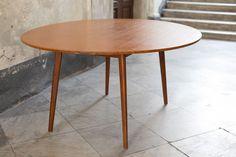 Tavolo danese in teak anni 50