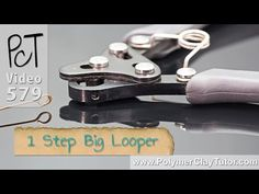 ▶ 1-Step Looper (and Big Looper) by BeadSmith Tool Review - YouTube