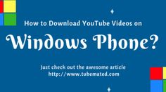 Is TubeMate Safe to Use? Is TubeMate Legal? - Yes, Tubemate is safe, legal to use and virus free. Mp3 Download App, Watch Youtube Videos, Sites Like Youtube, Download Music From Youtube, Video Downloader App, Video Site, Windows Phone, Trending Videos