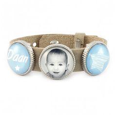 Armband met naam image Baby Shoes, Cufflinks, Accessories, Jewelry, Wristlets, Jewlery, Jewerly, Baby Boy Shoes, Schmuck