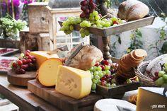 tabla de quesos y carnes frias - Buscar con Google
