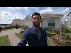 Clermont Florida New Home For Sale Property Tour | Marshall Model by Tay...