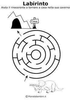 Actividades para imprimir laberintos http www for Rebus facili da stampare