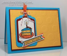Sketched Birthday - Stamp With Amy K