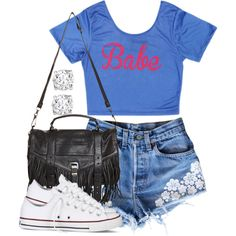 """8/18/14"" by queenbrittani on Polyvore"