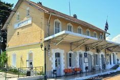 Old Greek, Thessaloniki, Past, To Go, Train Stations, Mansions, House Styles, Child, Home