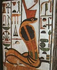 Dioses y divinidades representados en la tumba de Nefertari (IV) - Valle de las Reinas -