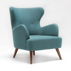 Wingback Chair, Armchair, Cute Potato, Wing Chair, Minimalism, Accent Chairs, Living Room, Furniture, Home Decor