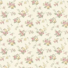 Brewster-Home-Fashions-Dollhouse-Isabella-Rose-Floral-Trail-Wallpaper