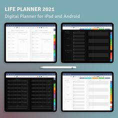 Improve your personal organizational skills and productivity with digital Fitness Workout Journal templane. Enjoy the interlinked structure of the planner, clickable tabs and buttons for easy planning and navigation. You can use it with Xodo, Goodnotes, Noteshelf and Notability. #fitness #digital #daily #template #journal Planner Pages, Weekly Planner, Travel Planner, Planner Ideas, Meal Planner, Planner Template, Printable Planner, Free Printable, Line Graphs