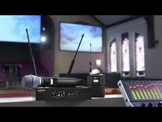 AV: Shure Introduces QLX-D Digital Wireless System At InfoComm 2014 (Includes Video) - Pro Sound Web