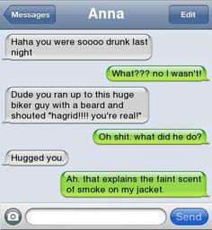 I'm fully aware these are fake but they still make me giggle.