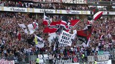 Eintracht Frankfurt - Hertha BSC Berlin 24.09.2016 - YouTube