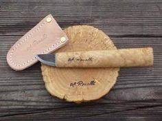 Garlic Knife - Heimo Roselli