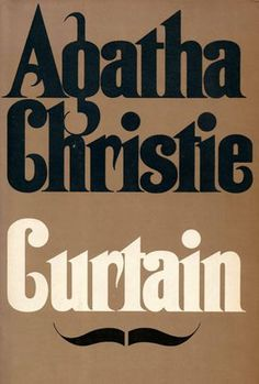 """Book Review for """"Curtain: Poirot's Last Case"""" by Agathe Christie. Summary: """"Arthritic and immobilized, Poirot calls on his old friend Captain Hastings to join him at Styles to be the ey… Books To Read, My Books, Fiction And Nonfiction, Book Reviews, Love Book, Book Publishing, Book Recommendations, Writing Tips, Book Lovers"""