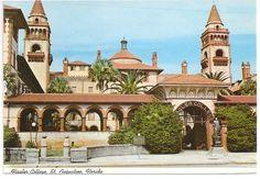 Flagler College, St. Augustine Florida, Spanish Renaissance Architecture