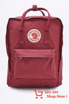 Shop Fjallraven Kanken Classic Plum Backpack at Urban Outfitters today. We carry all the latest styles, colours and brands for you to choose from right here. Urban Outfitters, Prune, Classic Mini, Kanken Backpack, Cool Stuff, Stuff To Buy, Abs, Just For You, Backpacks