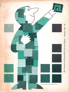The Journal of Commercial Art and Design 1961