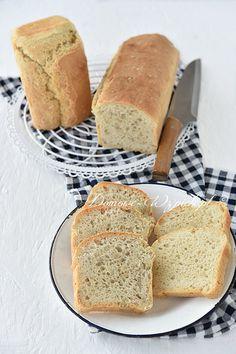 Najprostszy chleb pszenny na drożdżach Cornbread, Cooking Recipes, Ethnic Recipes, Bread, Mudpie, Oven, Chef Recipes, Simple, Millet Bread