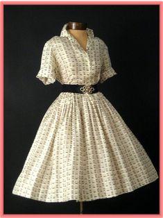 Great vintage dress!