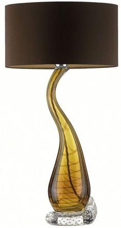 Swann Mocha Table Lamp
