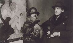 The Danish Girl tells the story of the painter Einar Wegener, who had the world's first gender-reassignment surgery and became Lili Elbe. But his wife Gerda had a fascinating life and career of her own