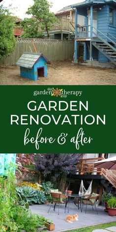 Read more to see the transformation of this small space and how you can create your own little therapy spot.  #gardentherapy #smallspace #gardenrenovation #gardeninspiration #gardeningtips Amazing Gardens, Beautiful Gardens, Garden Spaces, Outdoor Entertaining, Backyard Patio, Garden Projects, Small Space, Garden Inspiration, Gardening Tips