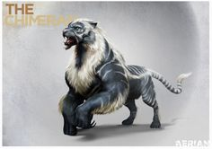 bit obsessed with concept creatures right now :)