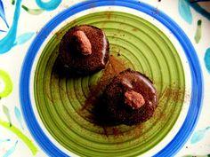 Tarteletes de chocolate. Giórgia Manfredini da Gama - MESA A TRÊS - contato: mesaatres@gmail.com